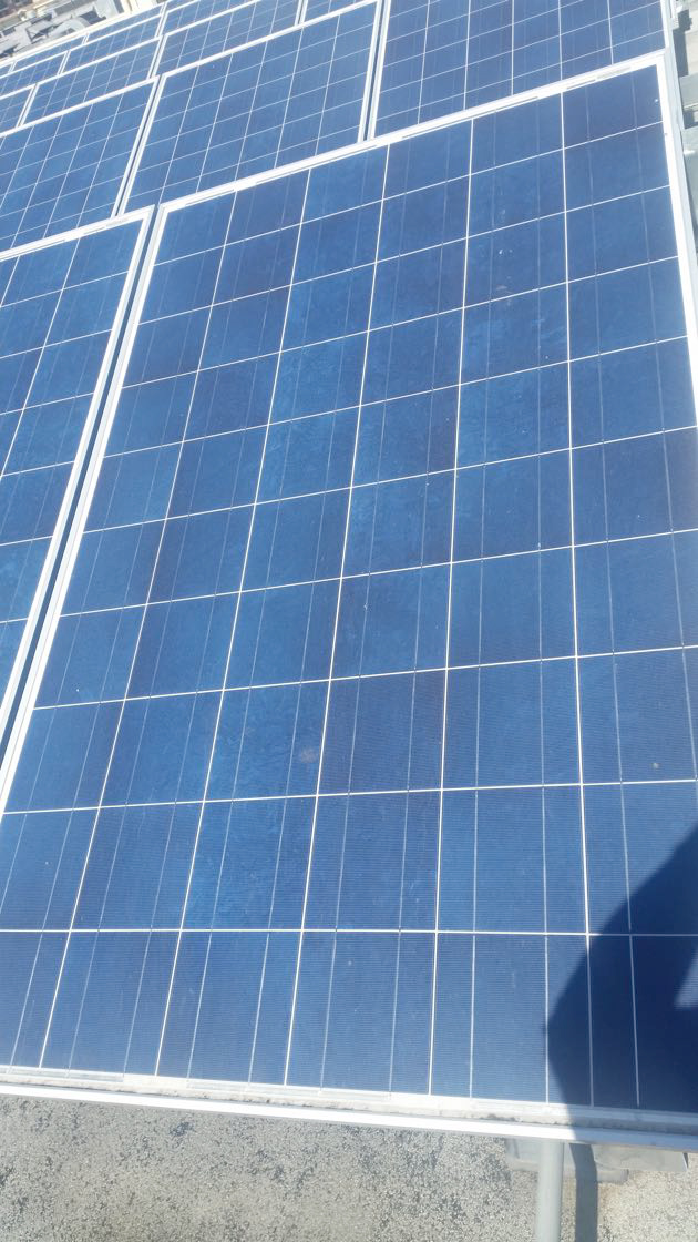 Solar Panel Cleaning Long Beach